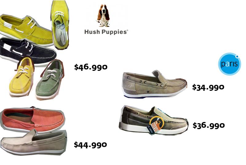 La ruta de los zapatos náuticos – QMP