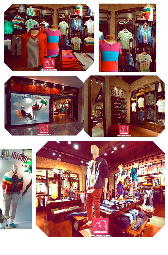 La tienda nueva en Alto las Condes