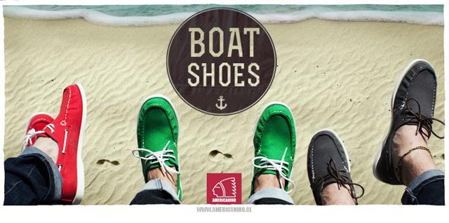 Estos zapatos náuticos están buenos, lamentablemente no tengo el precio :(