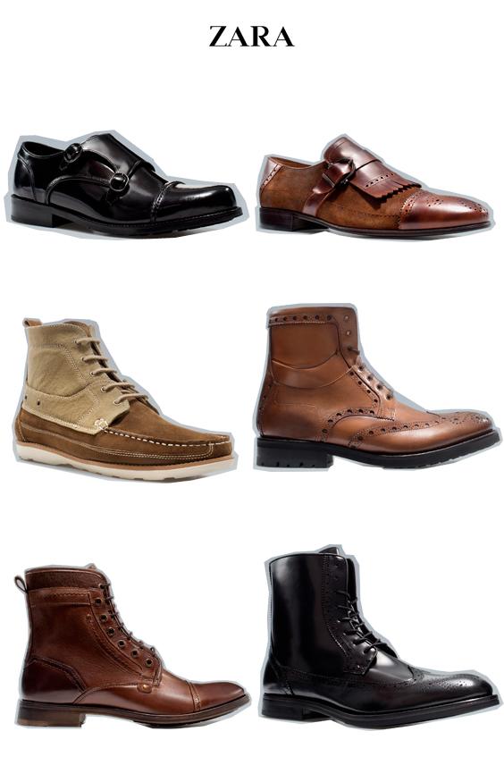 Zapatos Zarita otoño/invierno