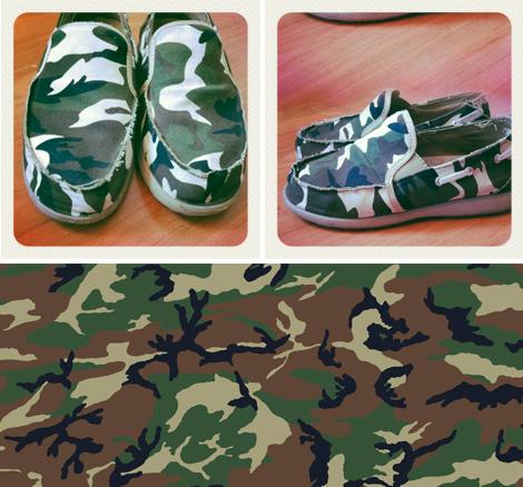 Zapatillas militares $6.990 Líder