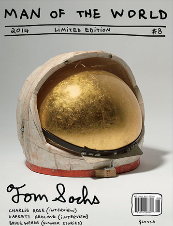 Man of the World. Issue #8. Especial Tom Sachs. Summer.