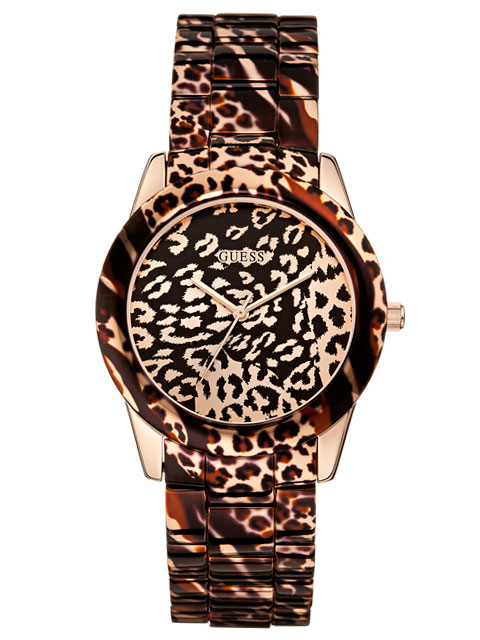 Mi favorito de Guess en animal print
